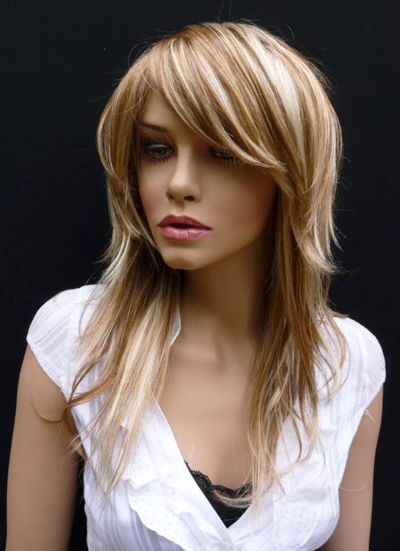 Brown hair frosted highlights brown hairs bright blonde frosted look brown hair creem 1 source frosted highlights image source https www pinterest pmusecretfo Choice Image